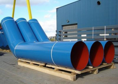 Exhaust gas pipelines – Cameroon
