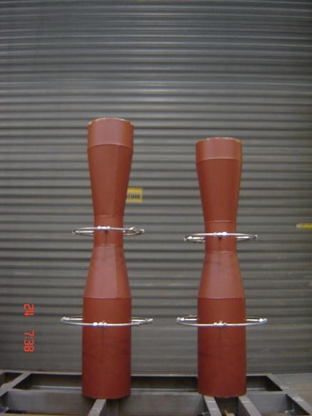 Venturi tubes